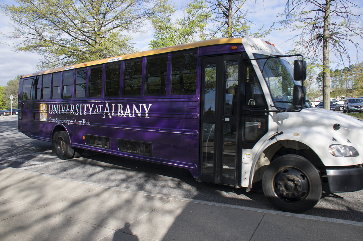 University at Albany Bus